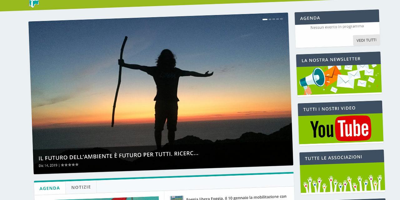 E' online il nuovo Portale del CSV Sardegna Solidale