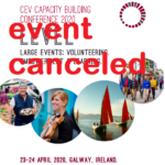 Galway – CEV Capacity Building Conference 2020