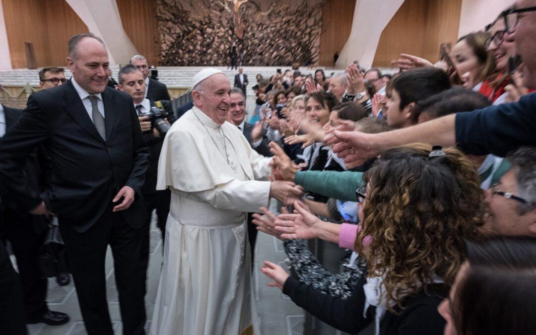 Papa Francesco scrive al Mattino di Padova
