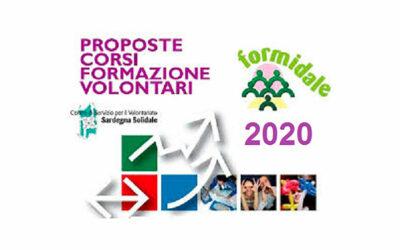 Oltre 2700 i volontari iscritti ai corsi di formazione online promossi dal csv sardegna solidale