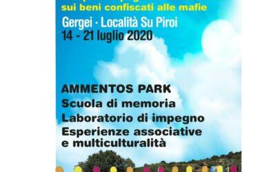 """Gergei Su Piroi – """"Ammentos Park"""". Campo di impegno e formazione"""