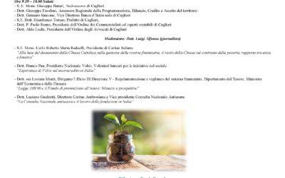 Cagliari – Dal globale al locale: gli strumenti di finanza etica e la testimonianza ecclesiale