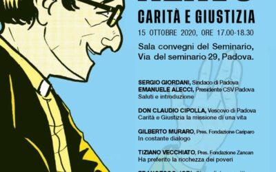 Giovanni Nervo: Carità e Giustizia