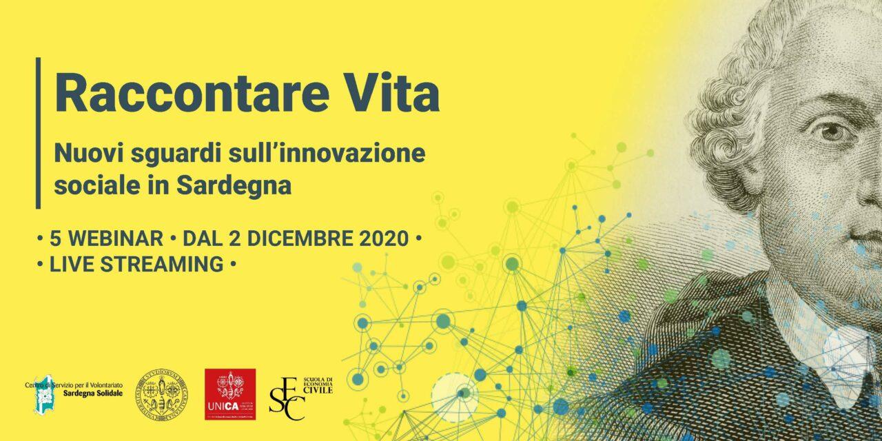 Raccontare vita. Nuovi sguardi sull'innovazione sociale in Sardegna