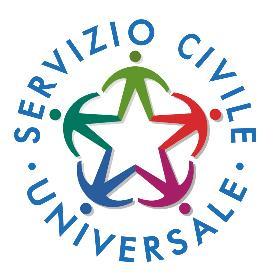 Servizio civile universale: integrazione Bando e proroga scadenza domande al 15 febbraio 2021