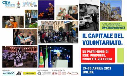Il Capitale del Volontariato