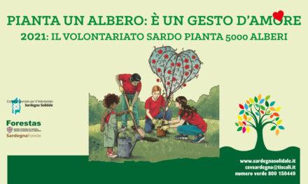 Cagliari – Pianta un albero: è un gesto d'amore. Il Pertini apre le manifestazioni delle scuole superiori