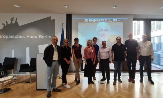 Berlino – Giampiero Farru, presidente del CSV Sardegna Solidale, è stato rieletto nel Board del CEV, Centro Europeo del Volontariato