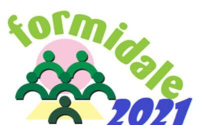FORMAZIONE FORMIDALE 2021: PROPOSTE E MODALITA' OPERATIVE